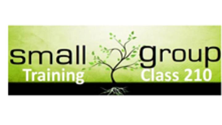 CLASS 210 Small Group Training  logo image