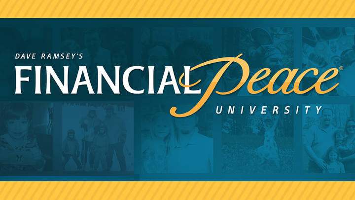 Connect Group with Rob & Kitty Robinson - Financial Peace University logo image