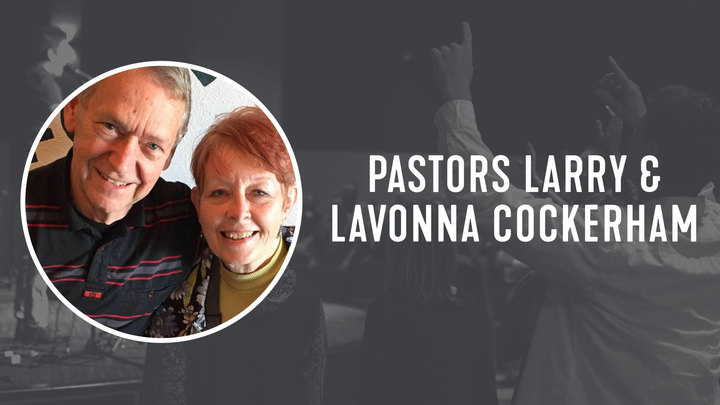 Pastors Larry & LaVonna Cockerham Visiting logo image