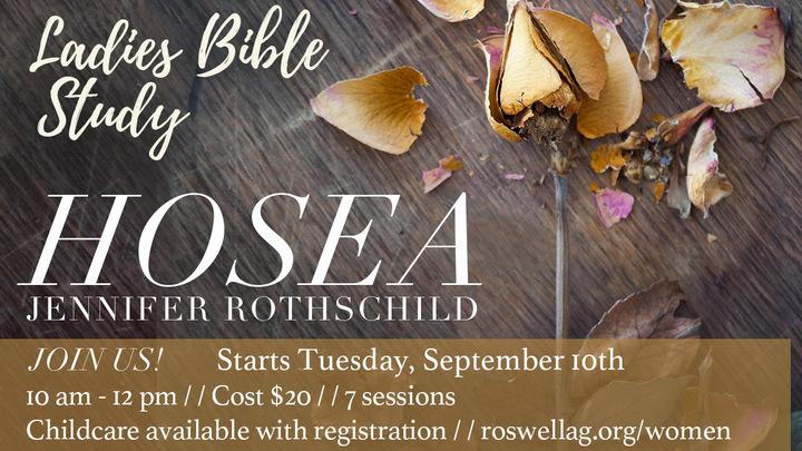 Ladies Bible Study, Fall logo image