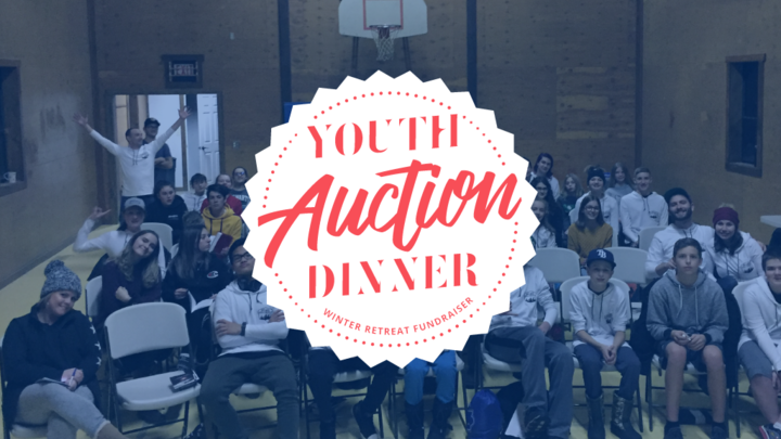Youth Auction Dinner logo image