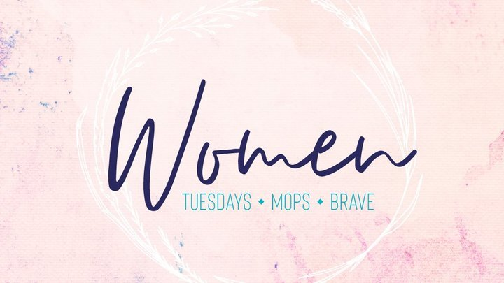 Women's Tuesday Teachings - Fall 2019 logo image
