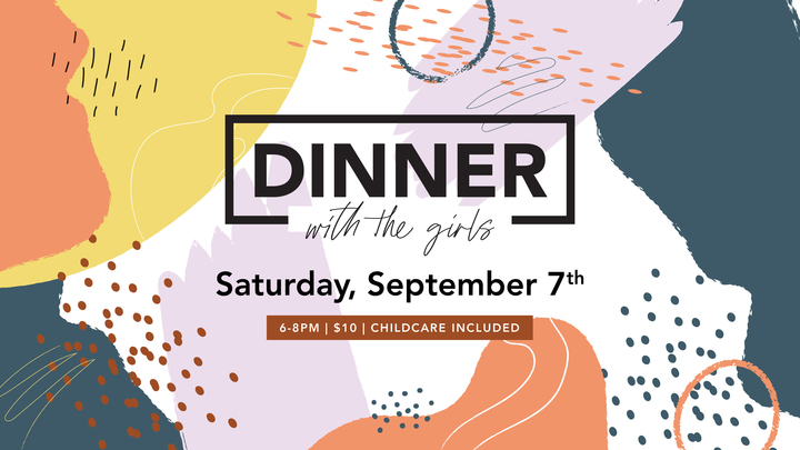 Dinner with the Girls logo image