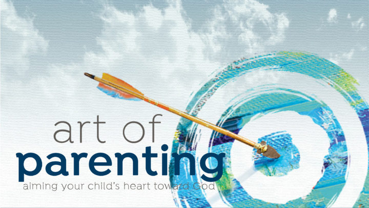 Connect Group w/ Joel & Rebecca Sinclair - The Art of Parenting logo image