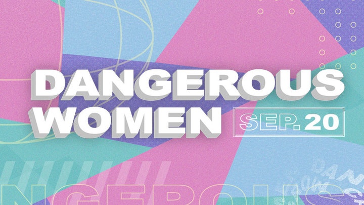 Dangerous Women's Conference 2019 logo image