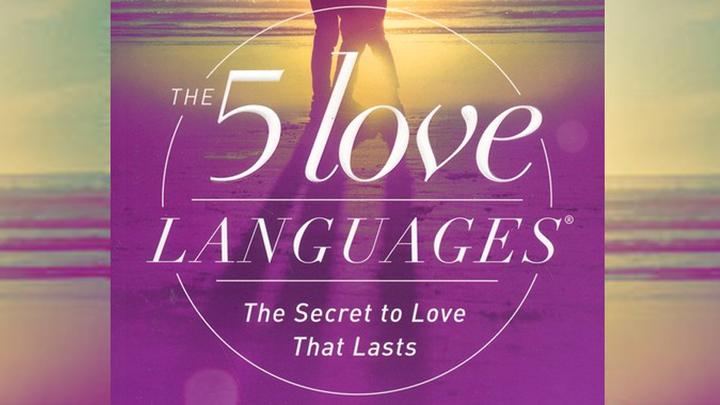 Connect Group w/ Bob & Shamira van den Akker - The 5 Love Languages logo image