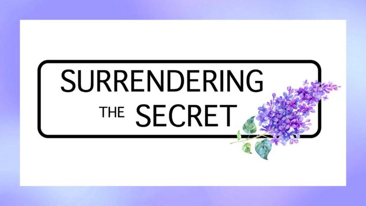 Connect Group w/ Toni Kirkendall & Paula Beene - Surrendering the Secret logo image