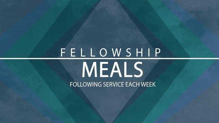 Downtown Fellowship Lunch logo image