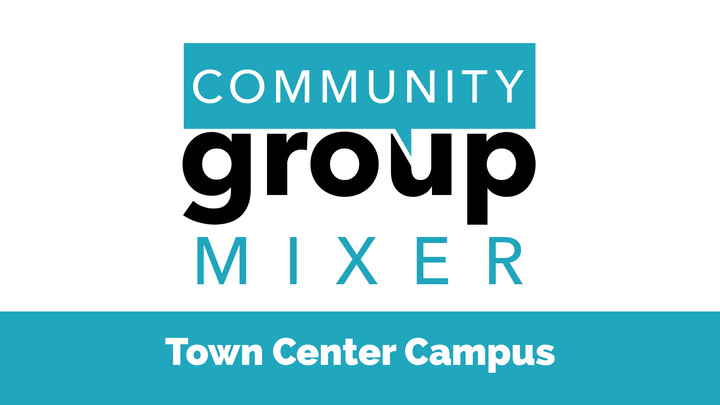 Town Center Community Group Mixer logo image