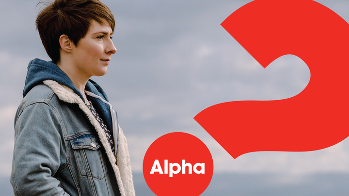 Alpha Course - Fall 2019 logo image