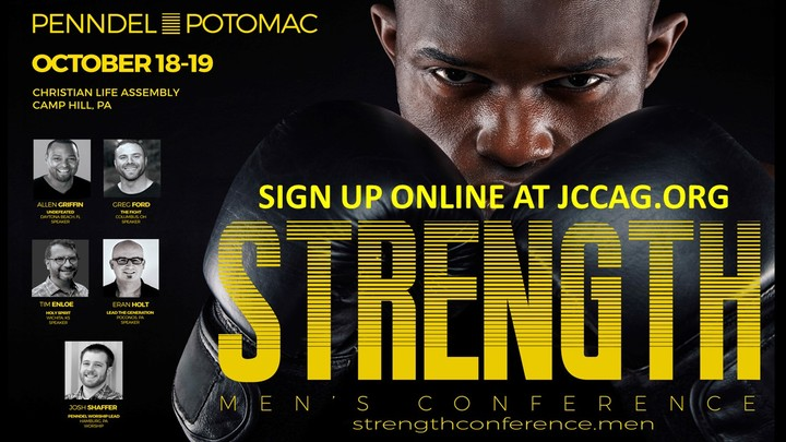 2019 Fall Men's Conference logo image