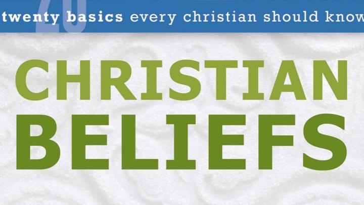 Biblical Foundations Discipleship Class logo image