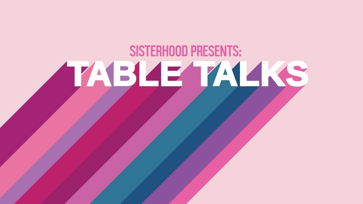 Table Talks: It's Complicated  logo image