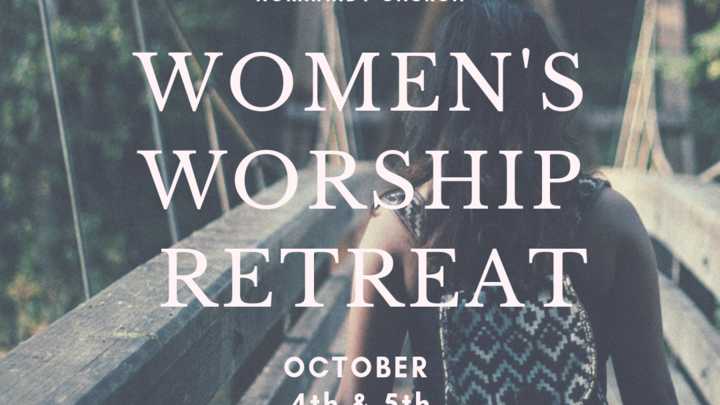 2019 Normandy Women's Worship Retreat logo image