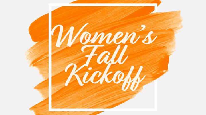 Women's Fall Kickoff logo image