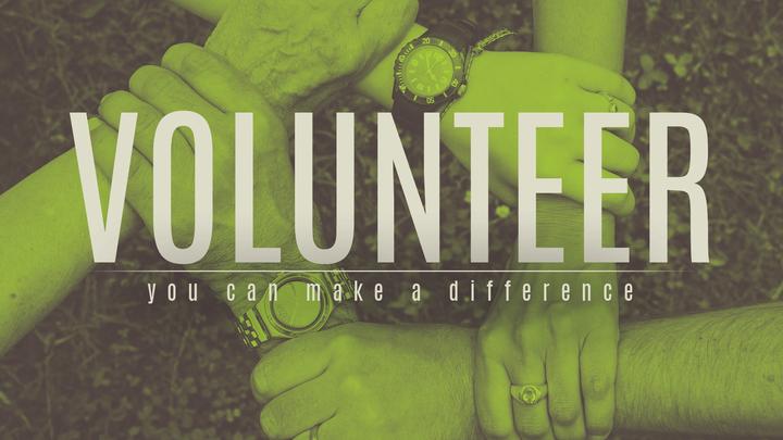 New Volunteer Orientation logo image