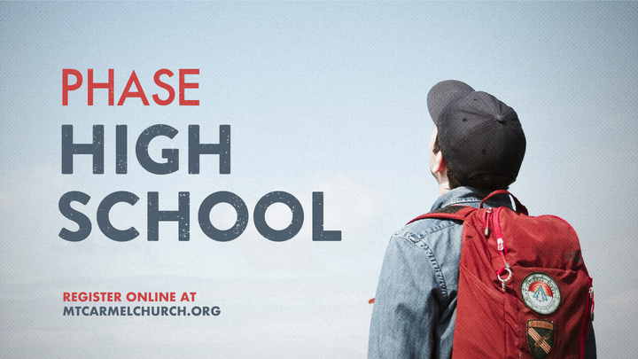 Phase High School logo image