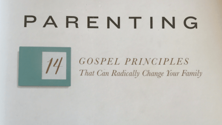 Greenbush Parenting: 14 Gospel Principles That Can Radically Change Your Family TUE-05 logo image