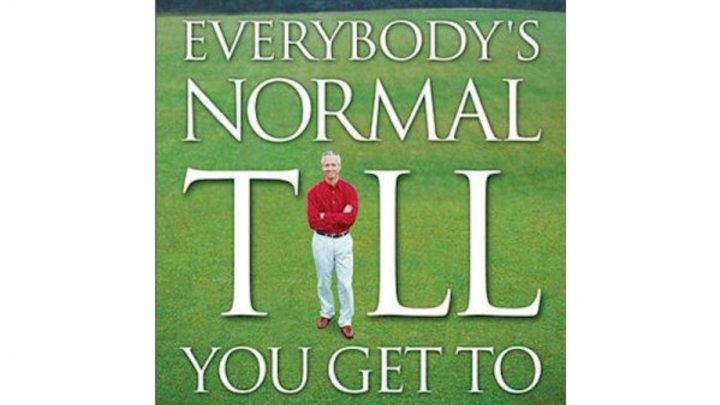Greenbush Everybody's Normal Until You Get to Know Them (Men) WED-03 logo image