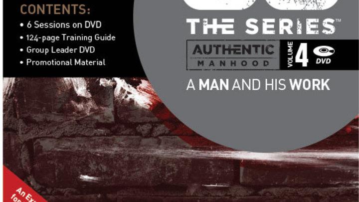Greenbush Authentic Manhood: A Man & His Work MON-02 logo image