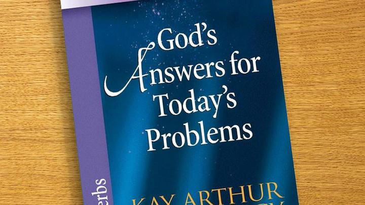 Women's Study: Proverbs - God's Answers for Today's Problems logo image
