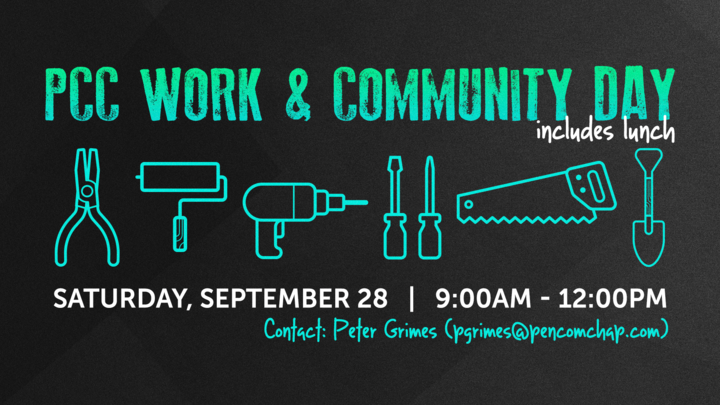 Work & Community Day logo image