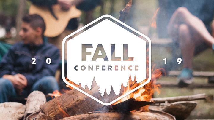 2019 Collegiate Fall Conference logo image