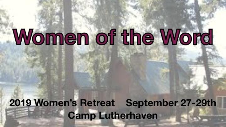 2019 Women's Retreat logo image