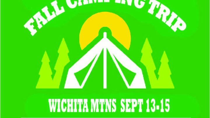 Annual Fall Youth Camping Trip logo image