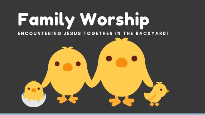 Family Worship logo image