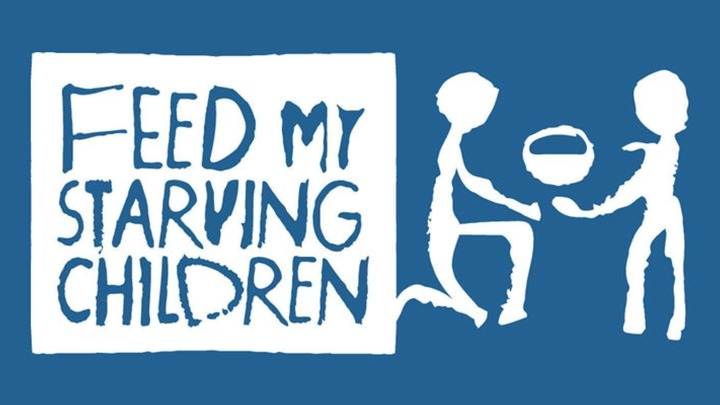 Feed My Starving Children  logo image