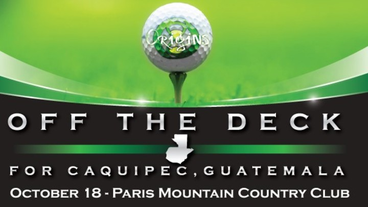 Off the Deck to Caquipec - Team Entry Only logo image