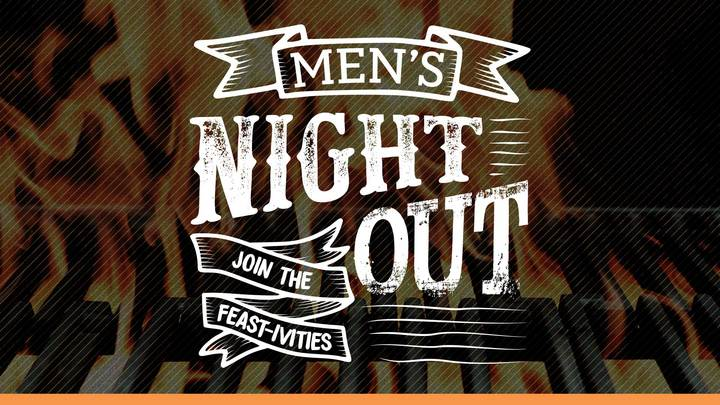 Men's Night Out! logo image