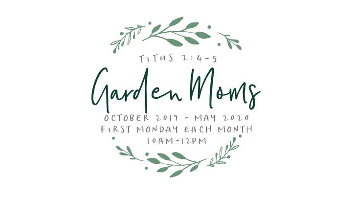 Garden Moms logo image