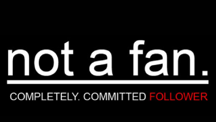 Sevierville Campus Singles' Ministry - Not a Fan Bible Study logo image