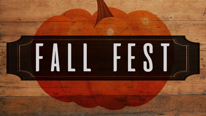Fall Fest 2019 logo image