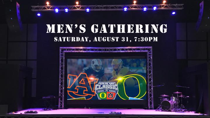 Men's Gathering (LaGrange Campus) logo image