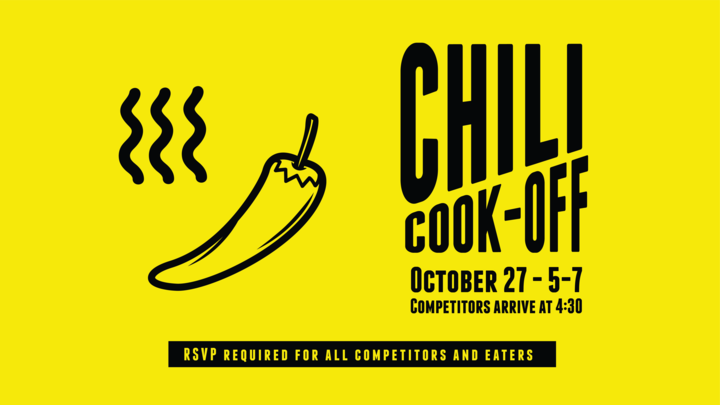 ME | 7th Annual Chili Cook Off  logo image