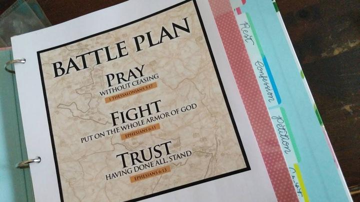 Women's Prayer Binder Workship logo image