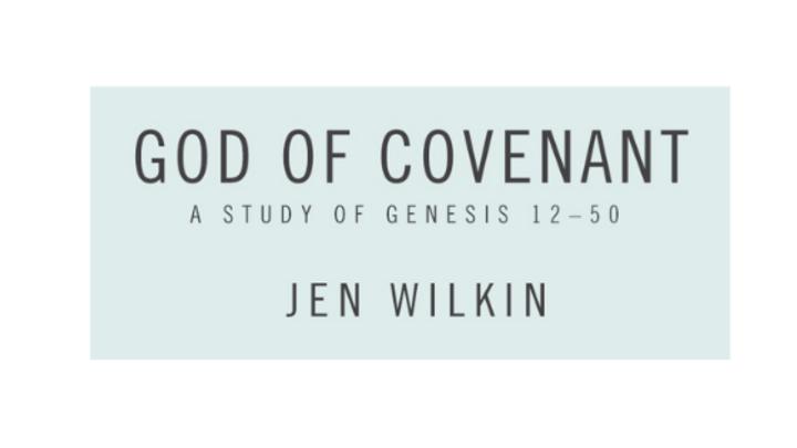 CWM:  God of Covenant Bible Study logo image