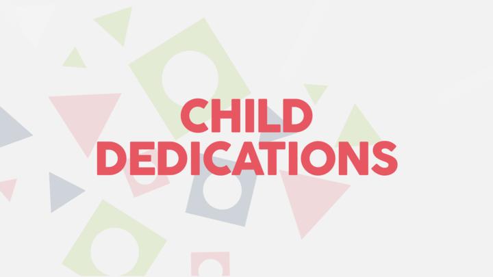 SC | Child Dedication logo image