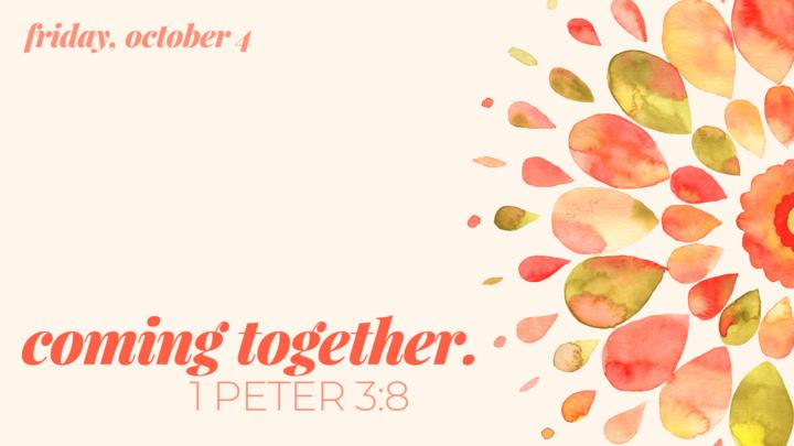 Coming Together logo image