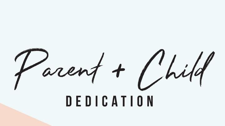 Child Dedication Application  logo image