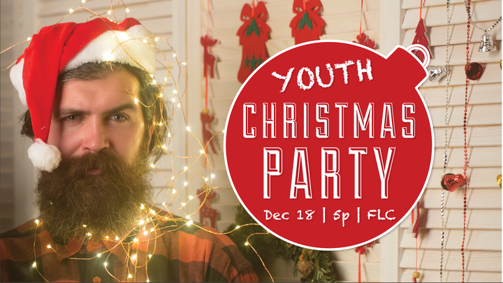Youth Christmas Party logo image