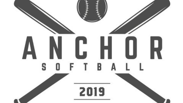 Anchor Men Fall Softball League - 2019 logo image