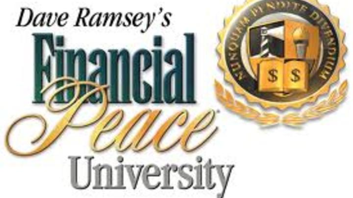 Financial Peace University - Childcare Sign Up Only logo image