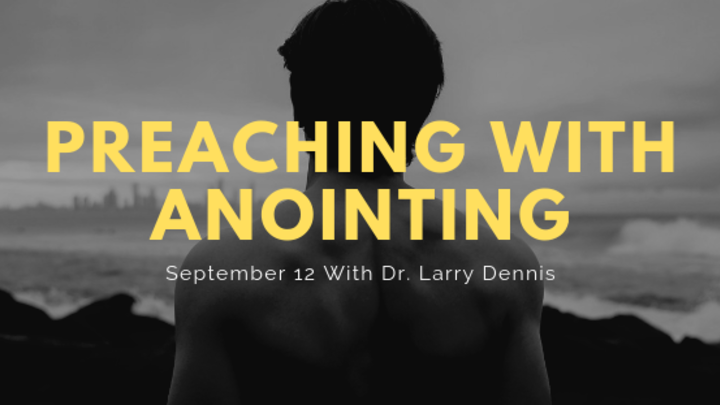 Preaching With Anointing (Lunch) logo image