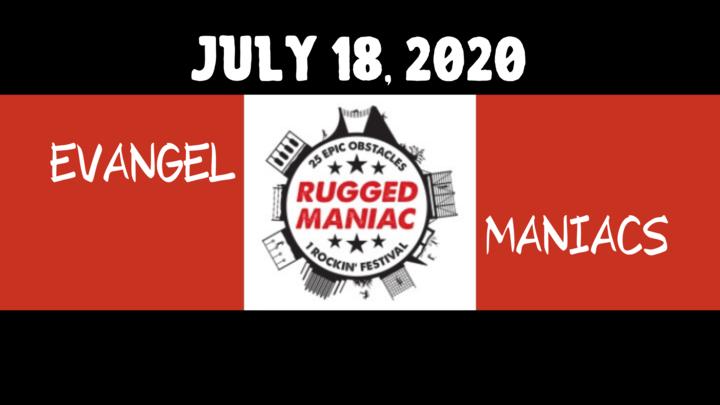 EVANGEL MANIACS MUD RUN!! logo image