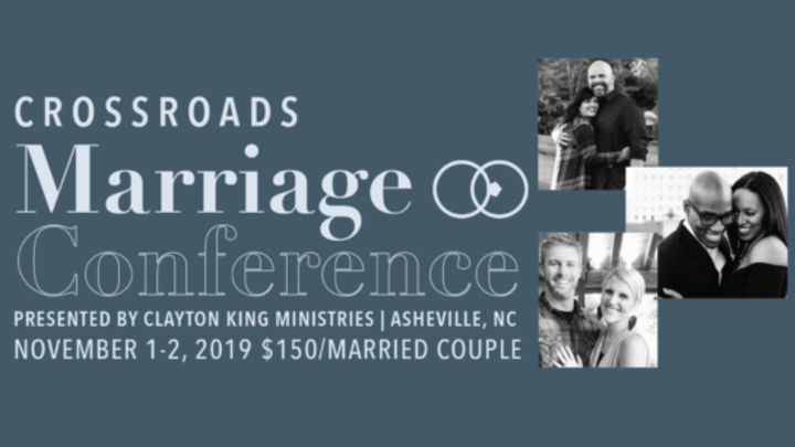 Crossroads Marriage Conference logo image