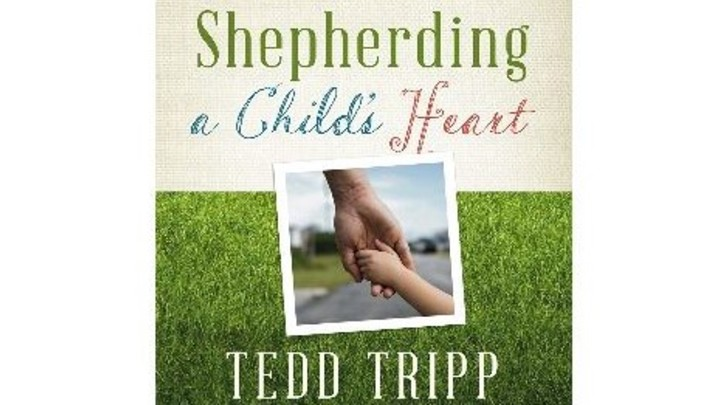 Shepherding a Child's Heart Conference logo image